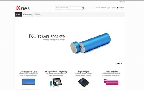 Göteborg webbshop, e-handel
