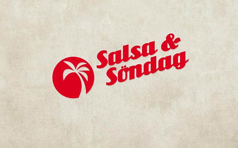 Göteborg Webbdesign, Logotype, Salsa Söndag